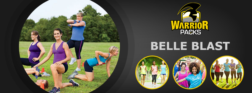 ladies exercising together at outdoor boot camp Register now!