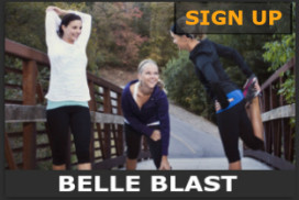 ladies only fitness boot camp outdoors