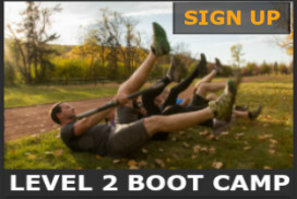 really challenging fitness boot camp