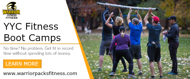 Edworthy Park Fitness Boot Camp Classes Calgary